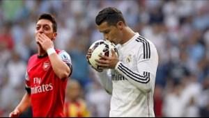 Video: Cristiano Ronaldo & Mesut Özil - Best Football Skills & Tricks ? 2017